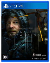 Death Stranding (PS4) (GameReplay)
