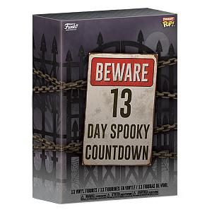 Подарочный набор Funko Advent Calendar – 13-Day Spooky Countdown (48114)