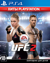 UFC 2 (Хиты PlayStation) (PS4) (GameReplay)