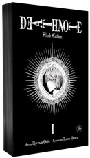 Death Note. Black edition. Книга 1 (Комикс)