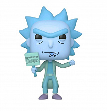 Фигурка Funko POP Rick & Morty – POP 7 (Exc)