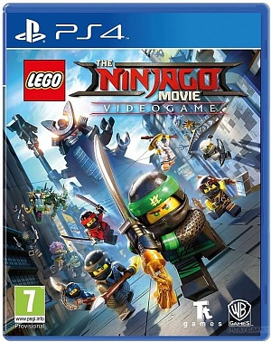LEGO: Ниндзяго Фильм. Видеоигра (PS4) фото