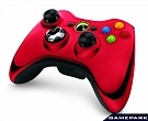 Скриншот Controller Wireless R Chrome Series Red, 3