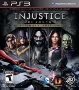 Injustice: Gods Among Us Ultimate Edition (PS3)