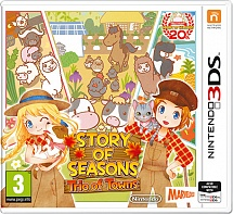 Story of Seasons: Trio of Towns (3DS)