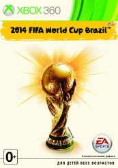 FIFA World Cup 2014 (Xbox360)(GameReplay)