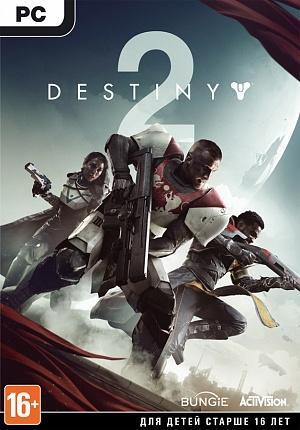 Destiny 2 (код загрузки, без диска) (PC) от GamePark.ru