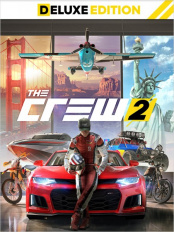 The Crew 2. Deluxe Edition (PC-цифровая версия)