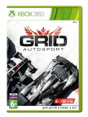GRID Autosport (Xbox360) (GameReplay)