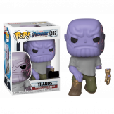 Фигурка Funko POP ECCC – Marvel: Thanos (Exc) (45990)