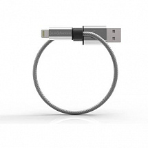 SBL FuseChicken USB Cable to Lightning Armour Loop 13cm (SBL-100) Пожизненная Гарантия