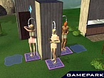 Скриншот Sims Bustin Out, 2