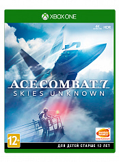 Ace Combat 7: Skies Unknown (Xbox One) (GameReplay)