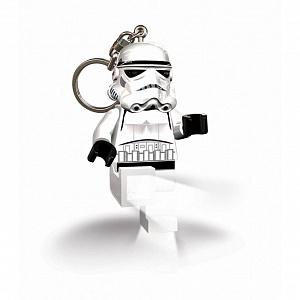 Брелок-фонарик для ключей LEGO Star Wars - Storm Trooper