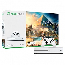 Xbox One S 500 ГБ + Assassin's Creed Истоки