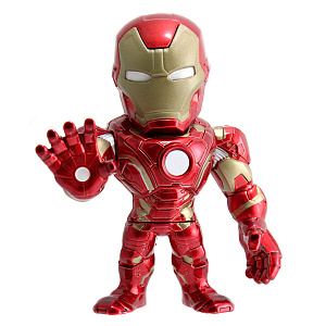 Фигурка Jada Toys – Marvel Movie: Ironman Figure (32286)