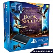 Скриншот Playstation 3 Super Slim (12Gb) + PS Move + Wonderbook + Книга заклинаний, 1