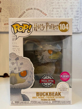 Фигурка Funko POP Harry Potter – Buckbeak (FL) (Exc)