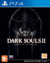 Dark Souls II: Scholar of the First Sin (PS4) (GameReplay)