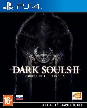 Dark Souls II: Scholar of the First Sin (PS4) (Б/У)