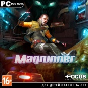 Magrunner: Dark Pulse (Jewel-case)