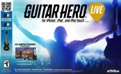 Guitar Hero Live Bundle Гитара + игра (PS3)