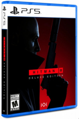 Hitman 3. Deluxe Edition (PS5)