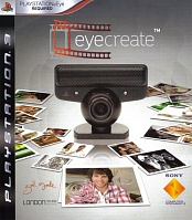 EyeCreate (PS3) (GameReplay)