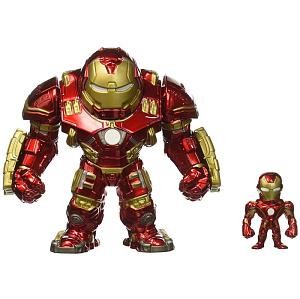 Набор Фигурок Jada Toys – Marvel Hulkbuster: Iron Man Figure (M132) (97956)