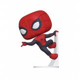 Фигурка Funko POP Marvel Spider-Man: Far From Home – Spider-Man (Upgraded) (39898)