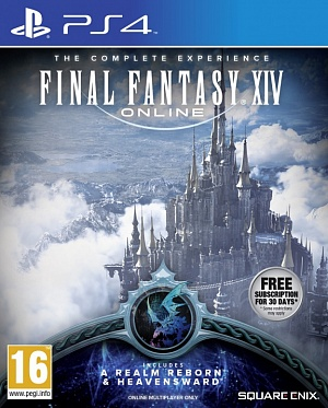Final Fantasy XIV. Complete Edition (A Realm Reborn + Heavensward) (PS4)