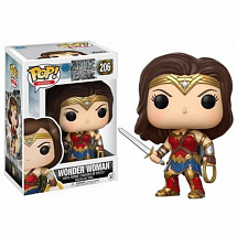 Фигурка Funko POP! Vinyl: DC: Justice League: Wonder Woman 13708