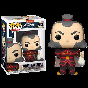 Фигурка Funko POP Avatar – Admiral Zhao (56023)