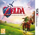 Legend of Zelda Ocarina of Time 3D (3DS)