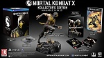 Скриншот Mortal Kombat X Kollector's Edition (PS4), 1