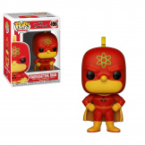 Фигурка Funko POP Simpsons: Homer-Radioactive Man
