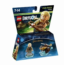 LEGO Dimensions Fun Pack - The Lord of the Ring (Legolas, Arrow Launcher)