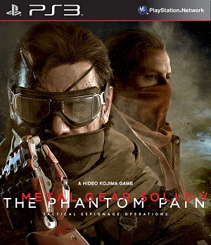 Metal Gear Solid 5(V): The Phantom Pain Day One Edition(PS3)
