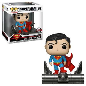 Фигурка Funko POP Deluxe: DC – Superman on Gargoyle (Jim Lee) (Exc)