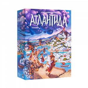 Настольная игра Атлантида фото
