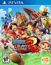 One Piece: Unlimited World Red (PSVita)