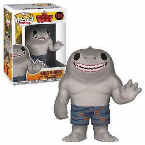 Фигурка Funko POP The Suicide Squad – King Shark (56019)