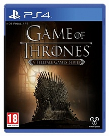 Game of Thrones - A Telltale Games Series (русские субтитры, PS4)