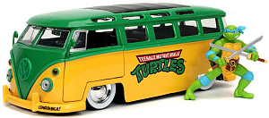 Модель машины Hollywood Rides – Teenage Mutant Ninja Turtle (масштаб 1:24) (31786)