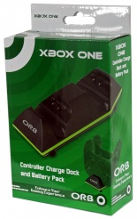 Зарядная станция Controller Charge Dock & Battery Pack для Xbox One