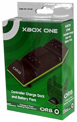 Зарядная станция Controller Charge Dock & Battery Pack (XboxOne)