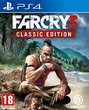 Far Cry 3. Classic Edition (PS4) (GameReplay)