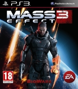 Mass Effect 3 (PS3) (GameReplay)