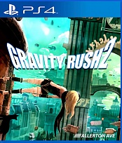 Gravity Rush 2 (PS4) (GameReplay)
