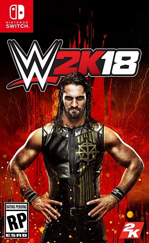 WWE 2K18 (Nintendo Switch) фото